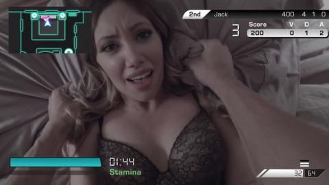 Wie wäre es wenn ein Date so laufen würde, wie in den Videospielen?