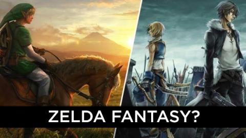 Zelda: Der Entwickler von Final Fantasy XV will am nächsten Zelda-Game mitarbeiten
