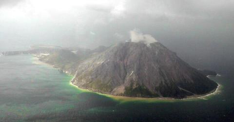 Kikai-Caldera: Unterwasser-Vulkan lässt in Japan die Alarmglocken läuten