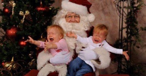 Schädlich für Kinder: Weihnachtsmann soll verboten werden!
