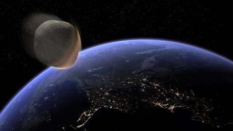 """""""Die Kollision zwischen einem gefährlichen Asteroiden und der Erde ist unvermeidbar"""""""