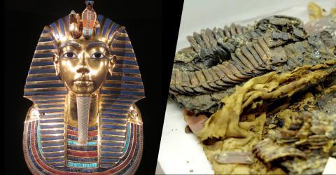 Wie sah Pharao Tutanchamun aus?