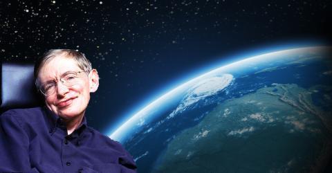 Stephen Hawkings letzte Botschaft an die Menschheit