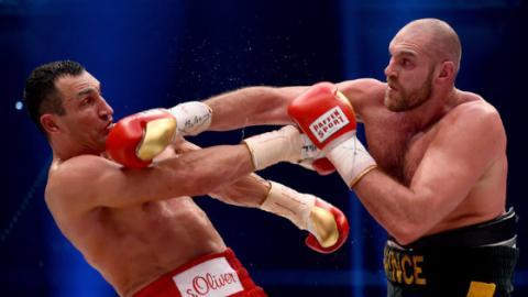 Tyson Fury: Der Tag, an dem er Wladimir Klitschko besiegt hat