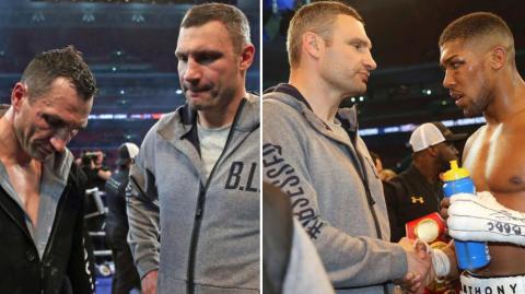 Vitali Klitschko erklärt sich bereit, seinen Bruder gegen Anthony Joshua zu rächen