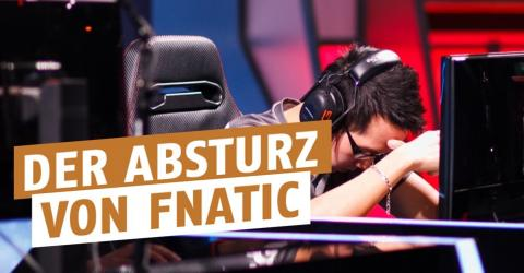 League of Legends: Fnatic, ein Untergang mit Ankündigung