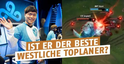 League of Legends: Impact ist zurück! Starke 1on1-Kills in den WM-Playoffs
