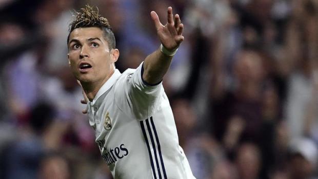 Cristiano Ronaldo ist zurzeit in Top-Form!