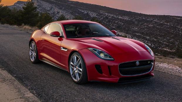 Jaguar F-Type R : Preis, Technische Daten: Das wilde Coupé im Video