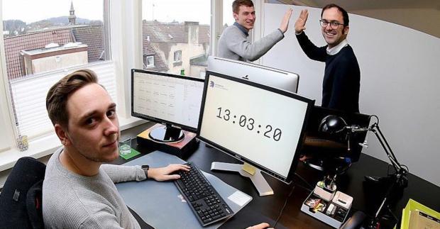 Deutsche Firma verkürzt Arbeitszeiten