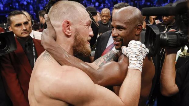 McGregor Mayweather Rückkampf