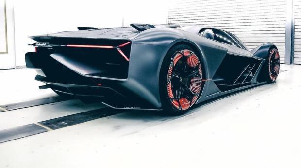 Dieser Lamborghini hat keine Batterien!