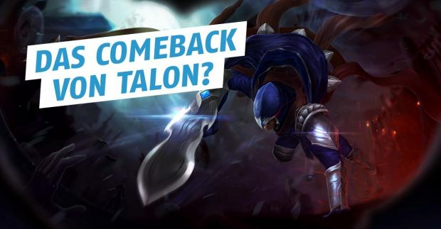 Talons Comeback