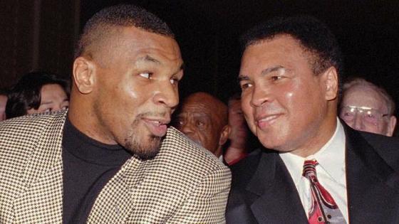 Tyson und Ali