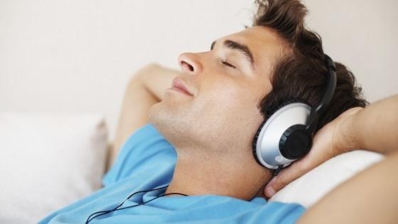 Endspannungsmusik
