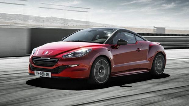 Peugeot RCZ R : Preis, Technische Daten: Das radikale Coupé im Video