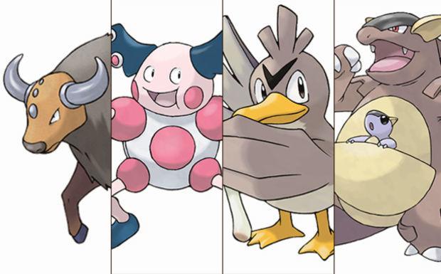 Exotische Pokémon sind ein Hit!