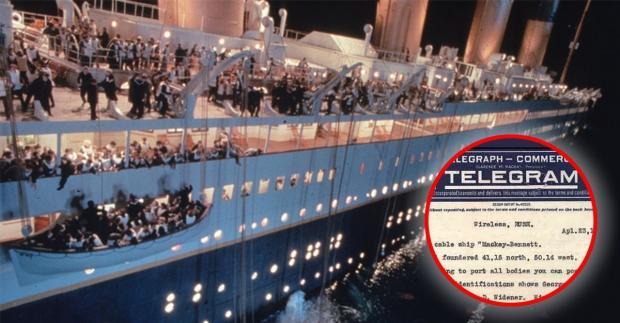 titanic leichen