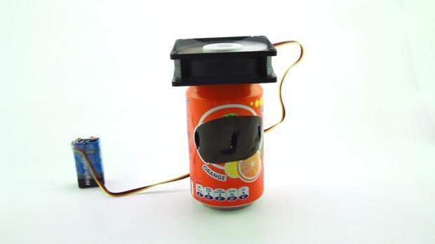 Ein Notfall-Ventilator!