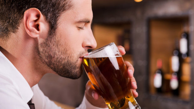 Hat Bier eine heilende Wirkung?