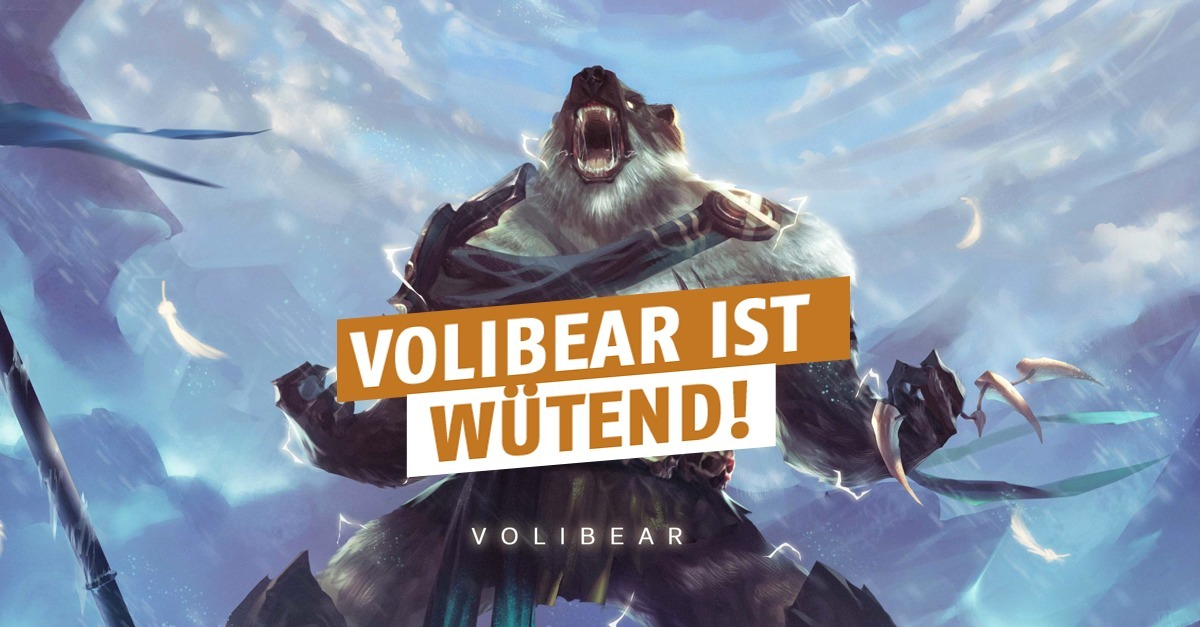 League Of Legends Dank Exotischem Build So Könnte Volibear Ein