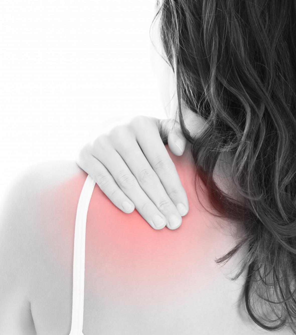 schmerzen des unterschluesselbeinmuskel