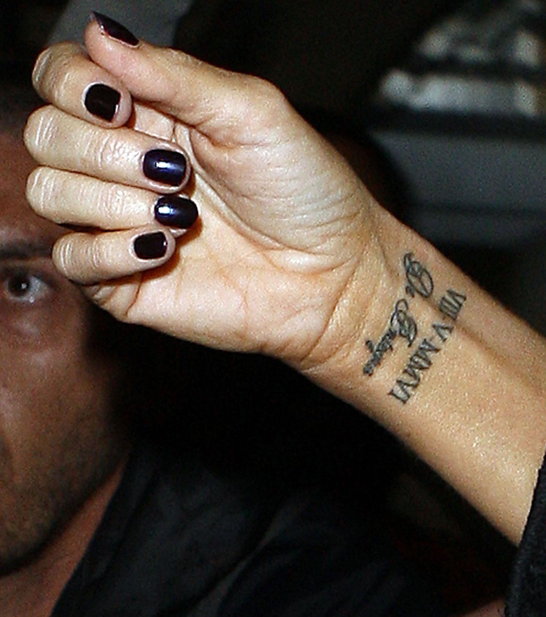 Von Beckham Bis Williams Das Sind Die Coolsten Tattoos Der