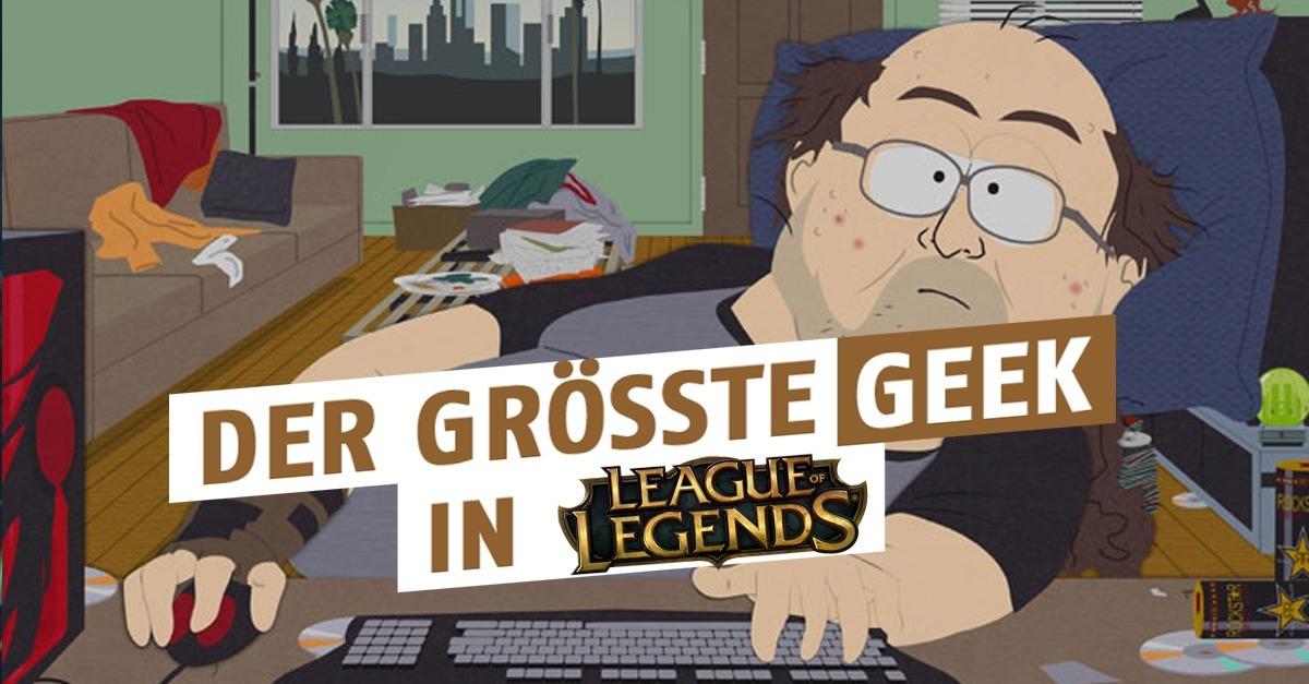 League Of Legends Der Spieler Mit Den Meisten Spielstunden Erzählt