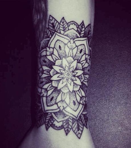 Mandala Tattoos Die Schönsten Modelle Und Motive