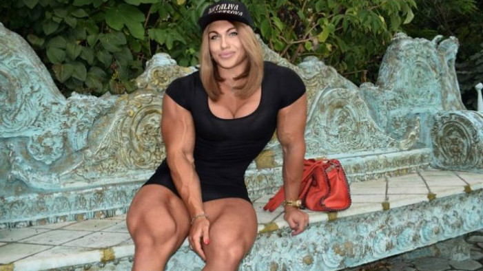 Natalia Kuznetsova: Die massivste Bodybuilderin Russlands