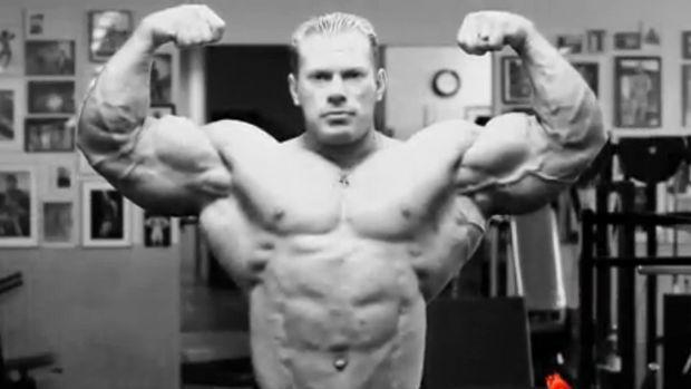 Bodybuilding: Das unfassbare Training der Männer mit den