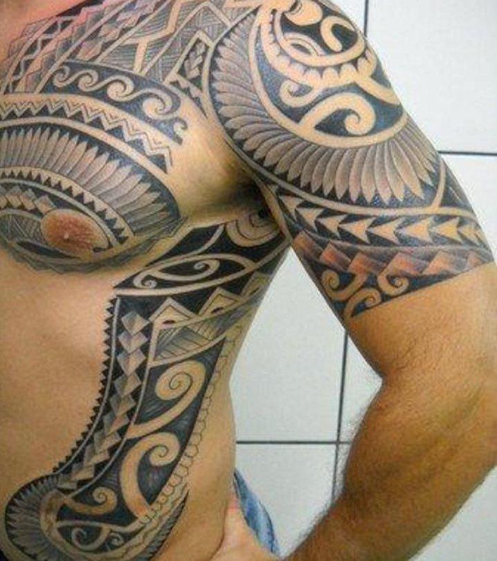 Polynesian Tahiti Und Maori Tattoos Entdeckt Die Schönsten Motive
