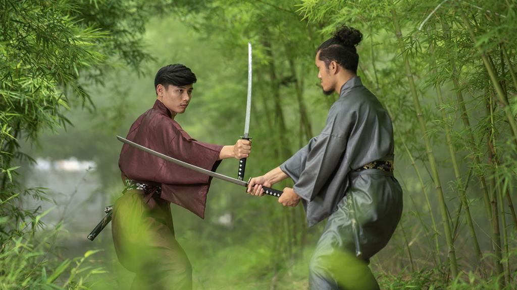10 faszinierende Fakten über das (Liebes-)Leben der Samurai