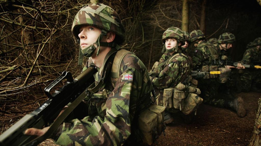 Revolutionäre Technologie: Soldaten werden hierdurch unsichtbar