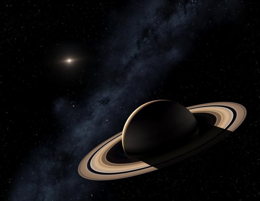 Saturn: Was befindet sich im Herzen des Planeten?
