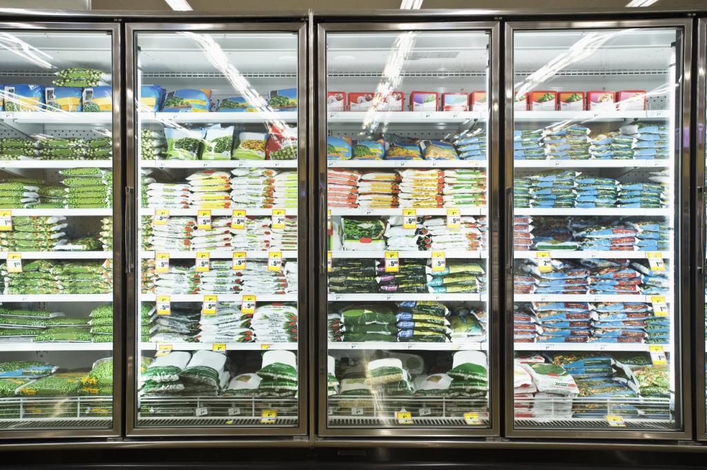 Isochore-Kühlschränke: Die Revolution in den Küchen