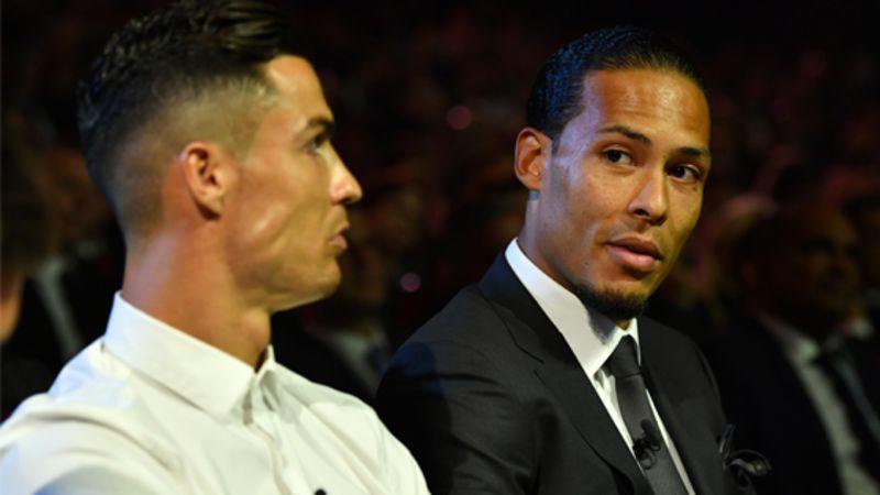 Diese Punchline von Virgil Van Dijk trifft Ronaldo hart
