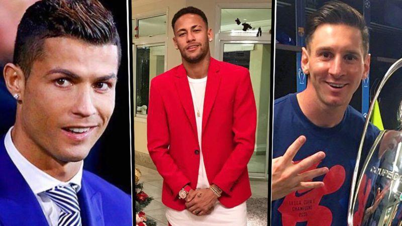 Ronaldo, Messi und Co.: So viel verdienen die Fußball-Stars für einen Instagram-Post
