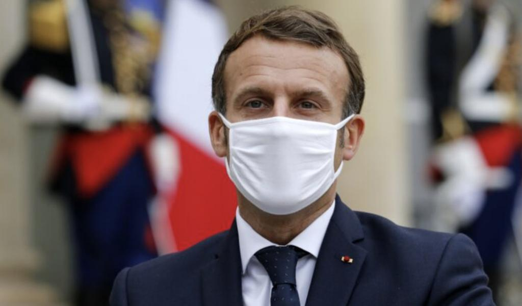 Corona: Macron positiv auf das Virus getestet!