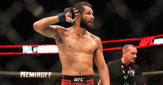 MMA: Jorge Masvidal verkündet offiziell seinen Rücktritt