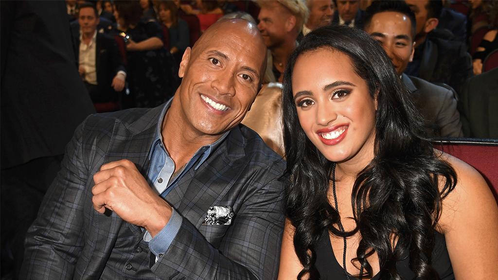 Dwayne Johnson: Jetzt tritt Tochter Simone in seine WWE-Fußstapfen