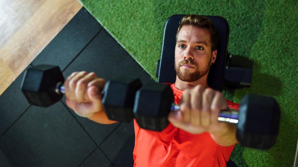 """YouTuber trainiert wie """"Thor"""": Einen Monat später sieht er so aus!"""