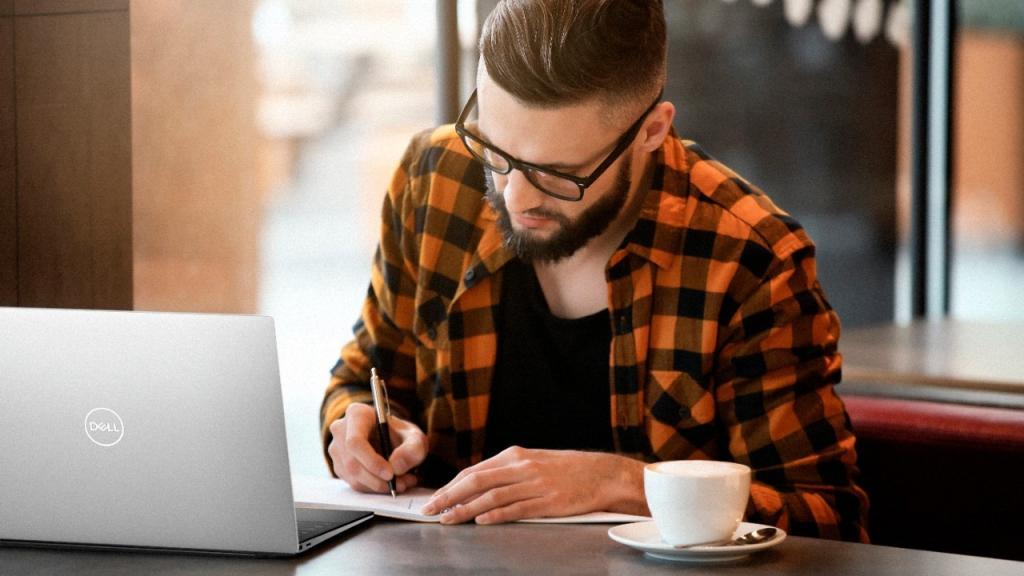 Ob zu Hause, auf dem Campus oder unterwegs: Der richtige Laptop macht den Unterschied im Studium!