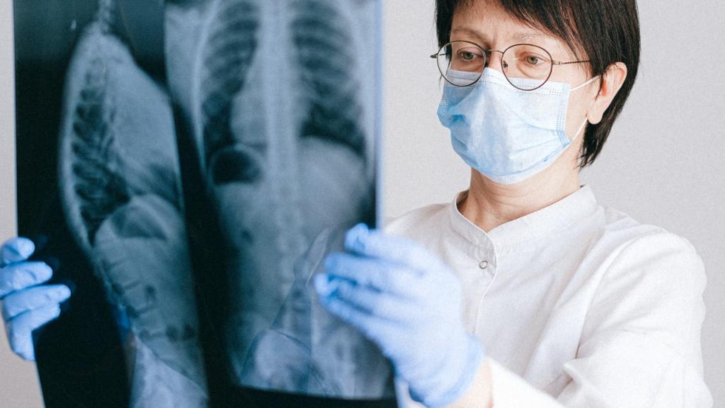 Lungenkrebs erkennen mit einfachem Finger-Test