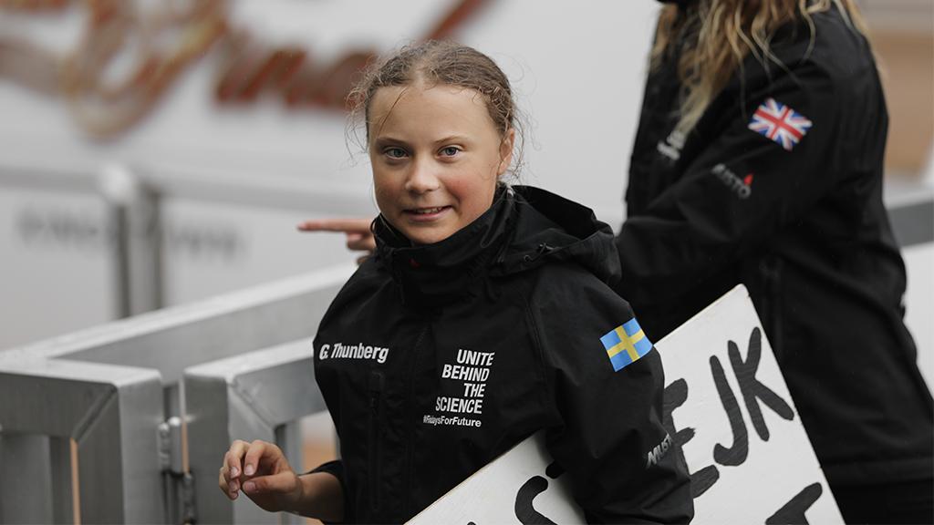 Greta Thunberg: Ihre nächste Reise soll sie auf dem Rücken eines Tieres zurücklegen