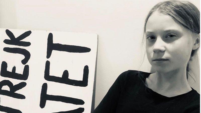 Spanischer Vielflieger vergleicht Greta Thunberg mit Hitler und Stalin