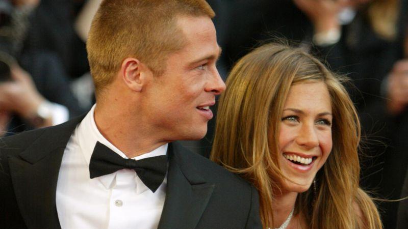 Nostalgie: Die schönsten Fotos von Brad Pitt und Jennifer Aniston