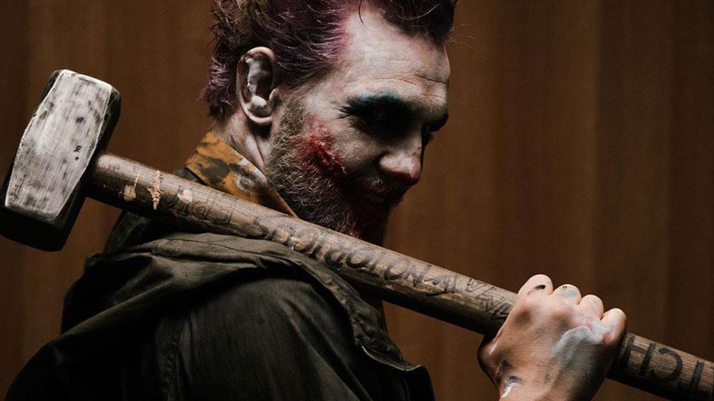 Völlig abgedreht: Conor McGregor spielt in einem Werbespot den Joker