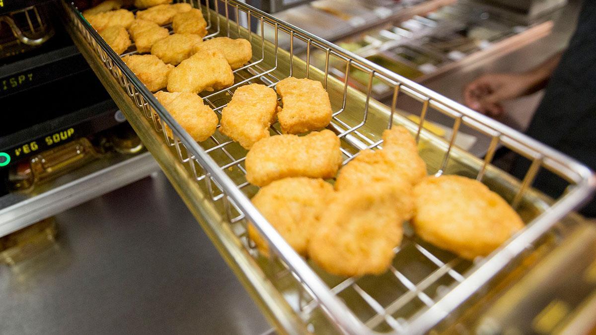 Wie Werden Chicken Nuggets Hergestellt
