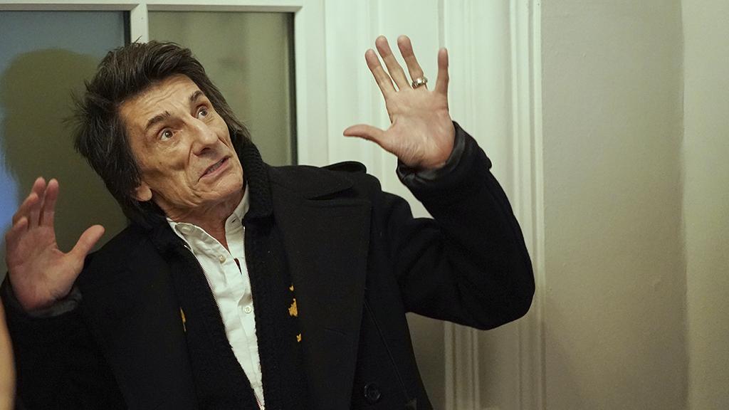 """Ron Wood von den Rolling Stones: """"Die Fans werden sich denken 'Wow! Wie hat er das nur überlebt?'"""""""